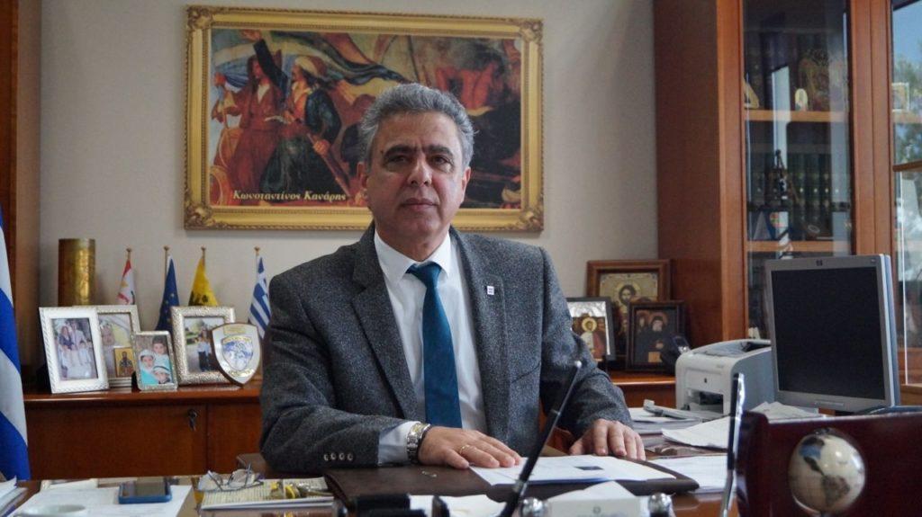 Υποψήφιος δήμαρχος Χίου ο αντιπεριφερειάρχης Σταμάτης Κάρμαντζης