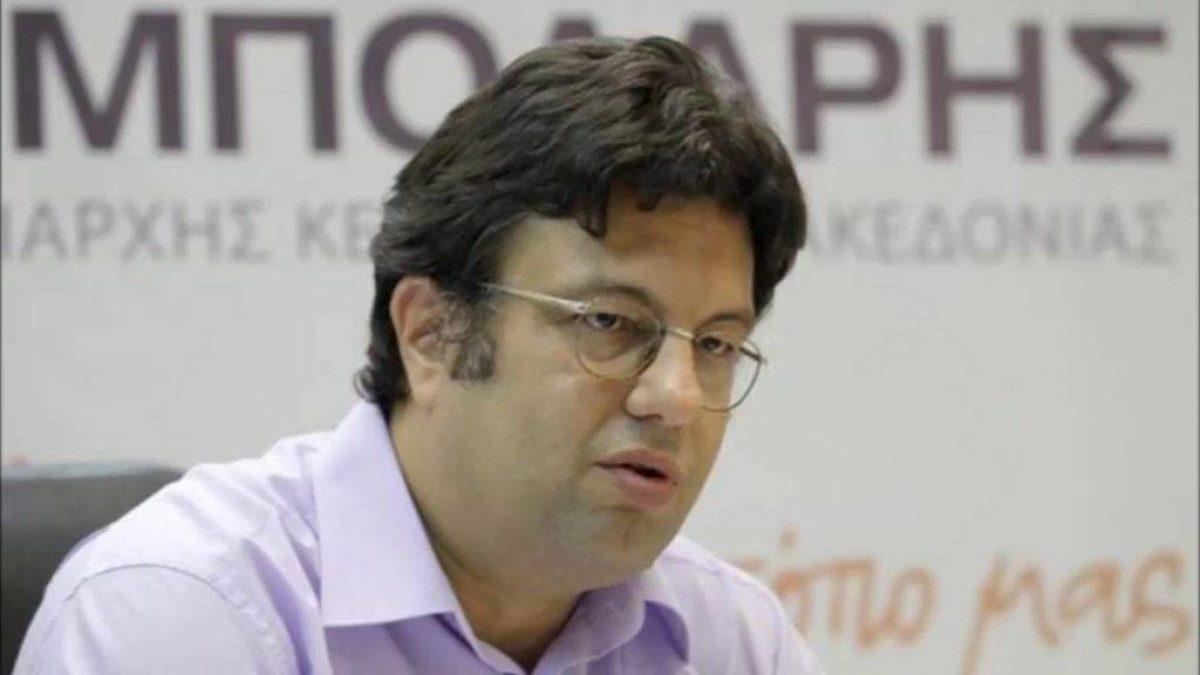Ξεχασιάρης» ο υποψήφιος Περιφερειάρχης Κεντρικής Μακεδονίας ...