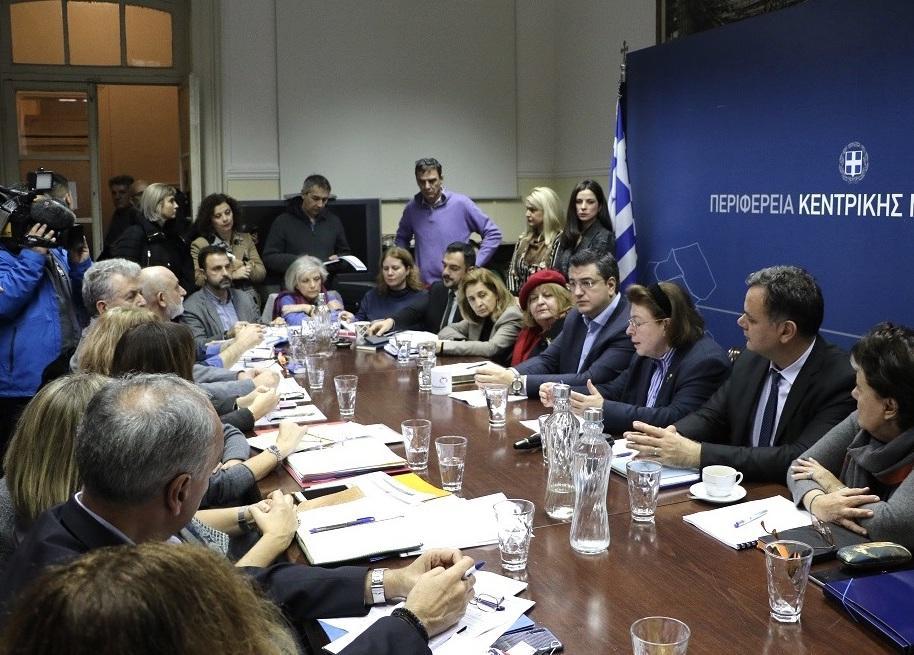 Χρηματοδότηση 10 εκατ. για νέα έργα πολιτισμού στην Περιφέρεια Κεντρικής Μακεδονίας