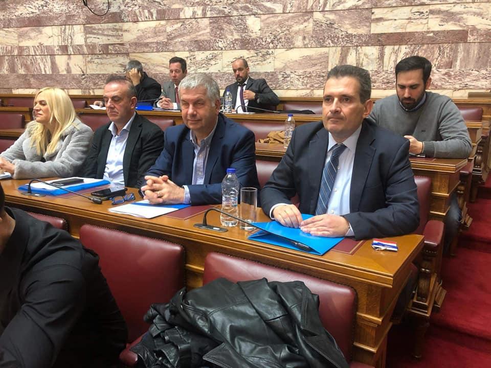 Στη Βουλή η ΚΕΔΕ για το νομοσχέδιο Πολιτικής Προστασίας