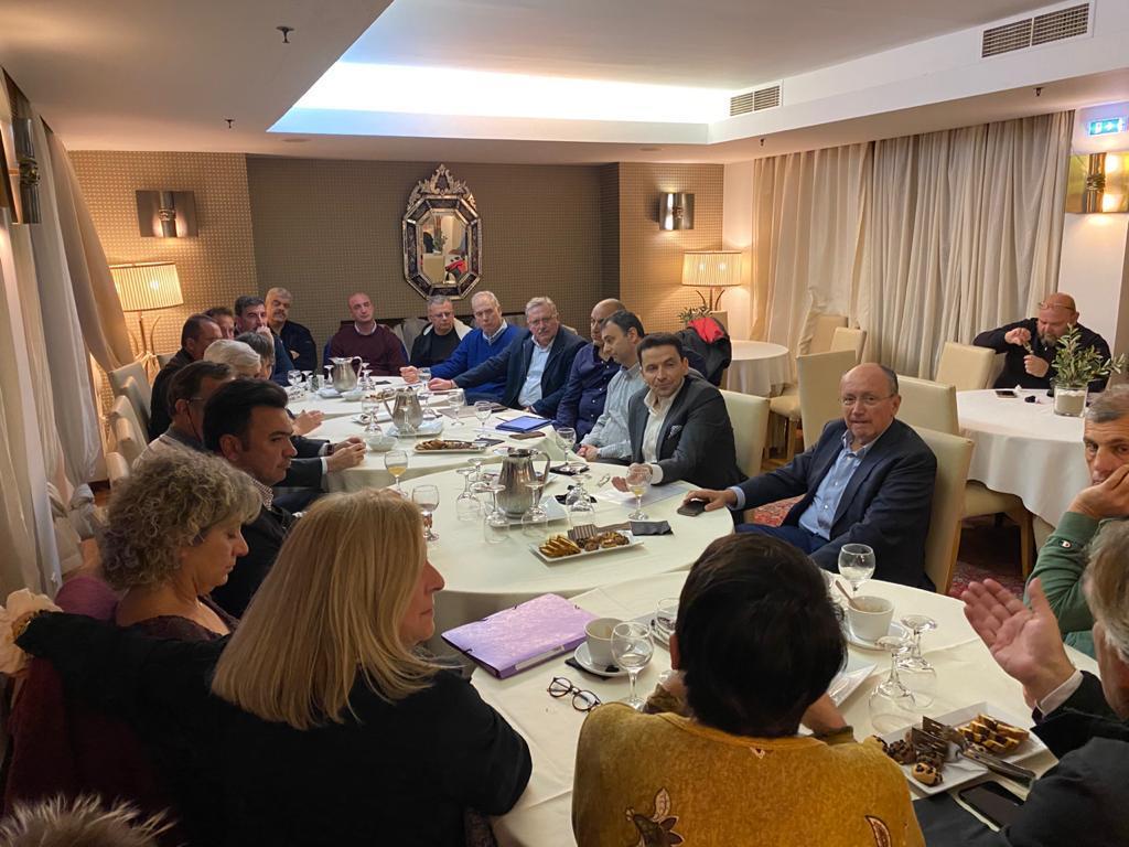 Στο Μάτι ο Νίκος Πέππας: Η Περιφέρεια αναζητά ευρωπαϊκούς πόρους για την αποκατάσταση της περιοχής