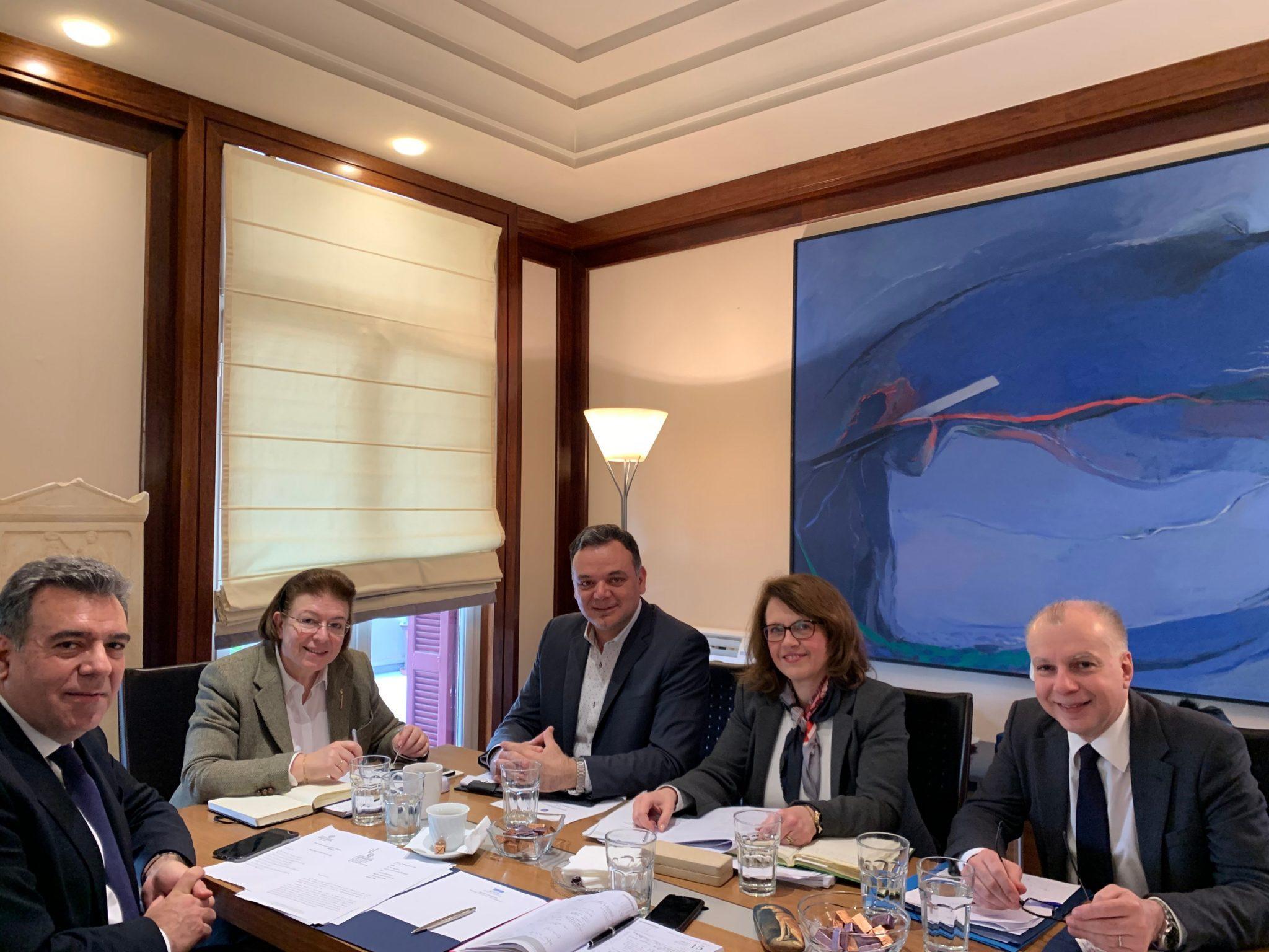 Προγραμματική σύμβαση ΥΠΠΟΑ – Περιφέρειας Ν. Αιγαίου – Δήμου Ρόδου για την ανάδειξη της Μεσαιωνικής Πόλης της Ρόδου