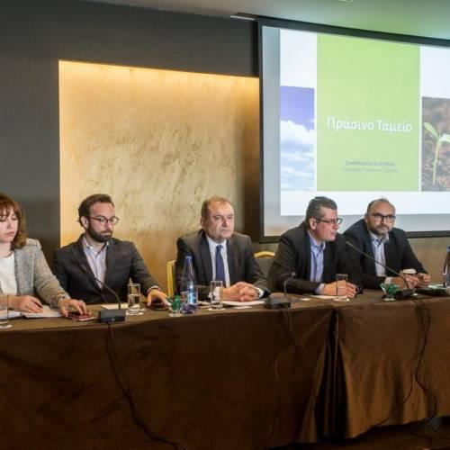 Χρηματοδότηση 73 εκατ. από το Πράσινο Ταμείο στην περιφέρεια Κεντρικής Μακεδονίας