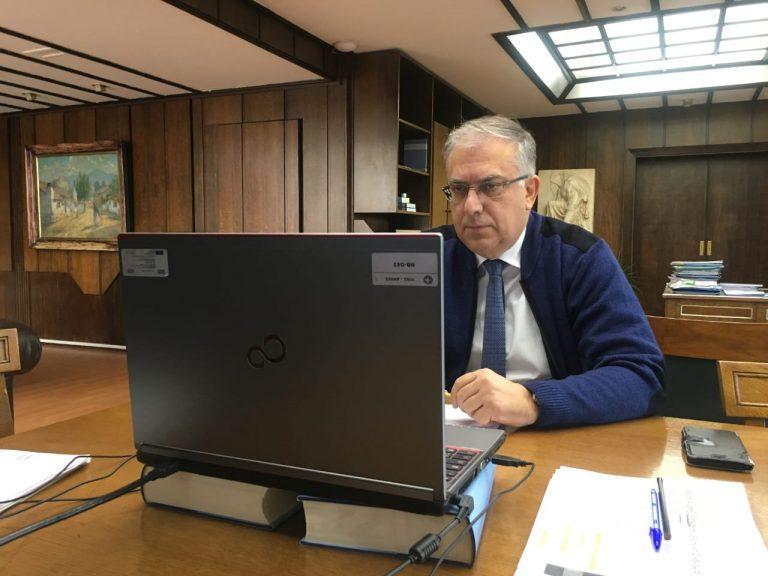 Θεοδωρικάκος: Περαιτέρω οικονομική στήριξη στην Αυτοδιοίκηση – Προτεραιότητα σε Θεσσαλία και Κεντρ. Μακεδονία