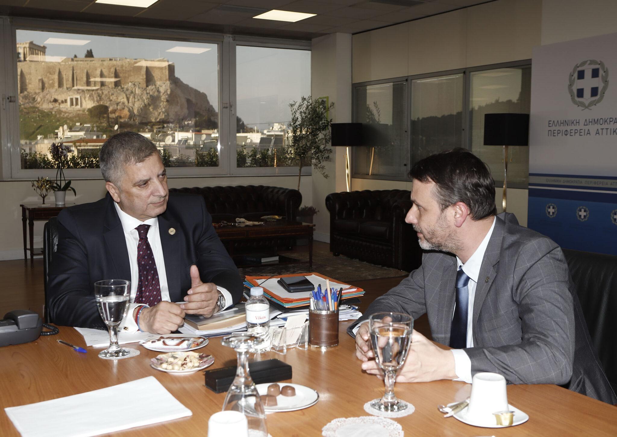 Περιφέρεια Αττικής: Χρηματοδότηση ύψους 2 εκατ. για έργα οδοποιίας στον δήμο Σαλαμίνας