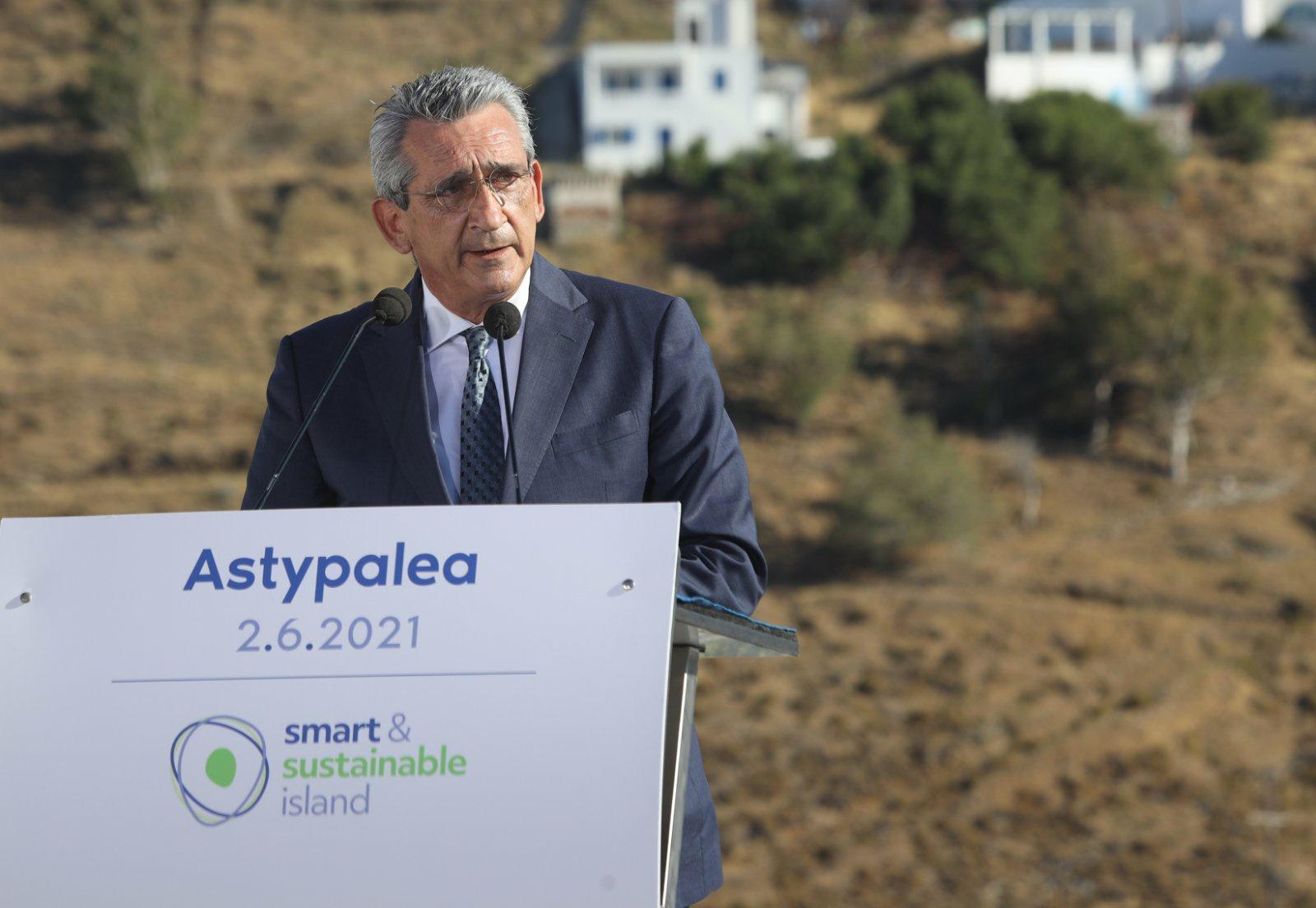 Το Νότιο Αιγαίο γίνεται φάρος καινοτομίας – Ο Γιώργος Χατζημάρκος στο e-ota για το πρότζεκτ GR-Eco Islands