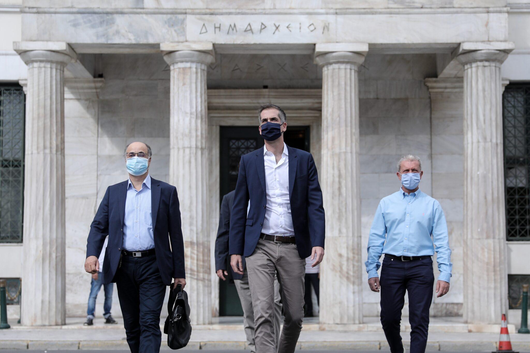 Στον Guardian η πρωτοβουλία Μπακογιάννη για την τοποθέτηση υπευθύνου για την υπερθέρμανση στην Αθήνα – Η πρώτη κίνηση στην Ευρώπη