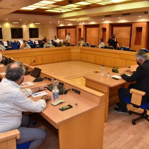 Τα οικονομικά των ΟΤΑ στην πρώτη συνεδρίαση της Επιτροπής Οικονομικών της ΚΕΔΕ